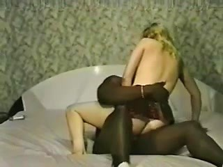 Great cuckolding wife porn with white babe...