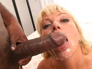 Real wife sex video with dirty cougar taking...